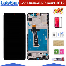 "Original 6.21""for Huawei P Smart 2019 LCD Display Screen Touch Digitizer Assembly P Smart 2019 LCD Display 10 Touch Repair Parts lcd screen display for mtg 32240j pg32241b p 32240j injection machine repair new original"