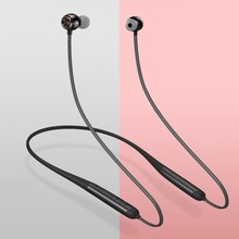 цена на Magnetic Music Bluetooth 5.0 Earphone XT11 Sport Running Wireless Bluetooth Headset With Mic For IPhone Samsung