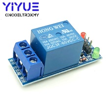 Одноканальный релейный модуль 5 в 12 в 1, низкий уровень триггера для управления бытовой техникой SCM для комплекта DIY arduino