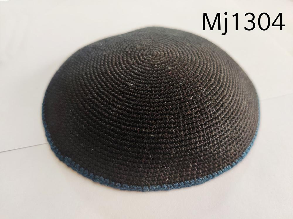 Handmade Kippah Knitted Hat Jewish Articles