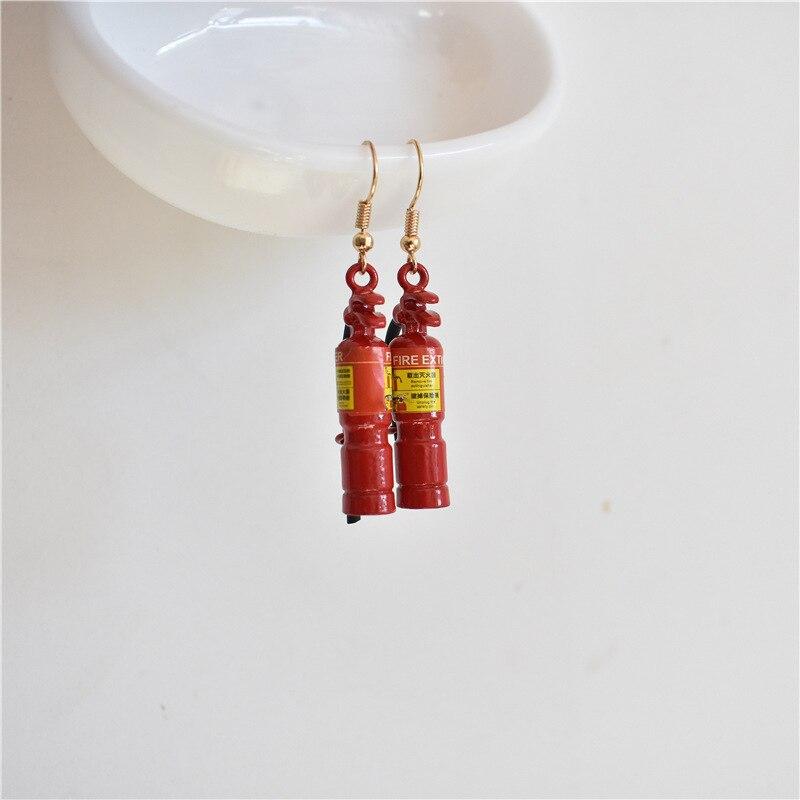 Fire Extinguisher Earrings 5