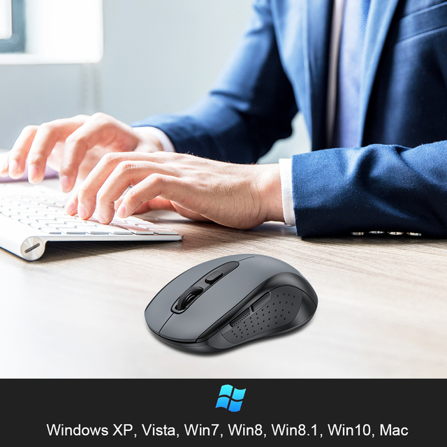 Wireless Mouse for our Computer or Laptop 5