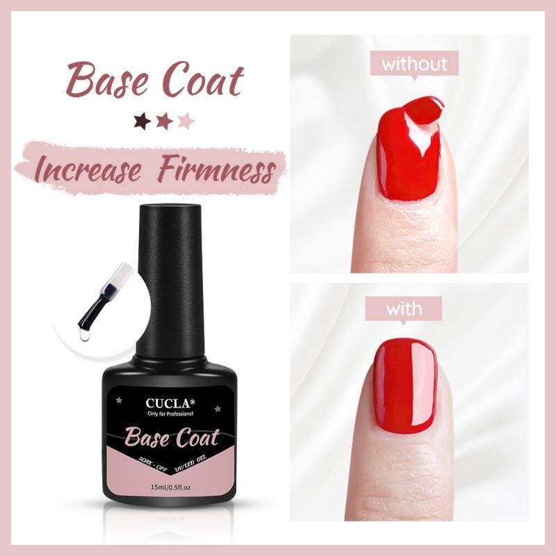 CUCLA Three-piece Manicure Nail Primer Seal Desiccant Set Nail Polish NEW Natural Nail Base Glue