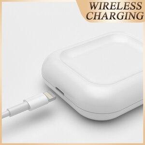 Image 4 - Musubo AirPods 2 Chargeur Sans Fil Pour Apple AirPods Pro Chargeur Rapide QI Sans Fil De Charge Pour iPhone 11 Pro Max Xs XR X 8 Plus
