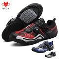 NFOX/Мужская и женская обувь-амфибия  тонкие туфли для горного велосипеда  обувь для верховой езды  нескользящая  для пересеченной местности  ...