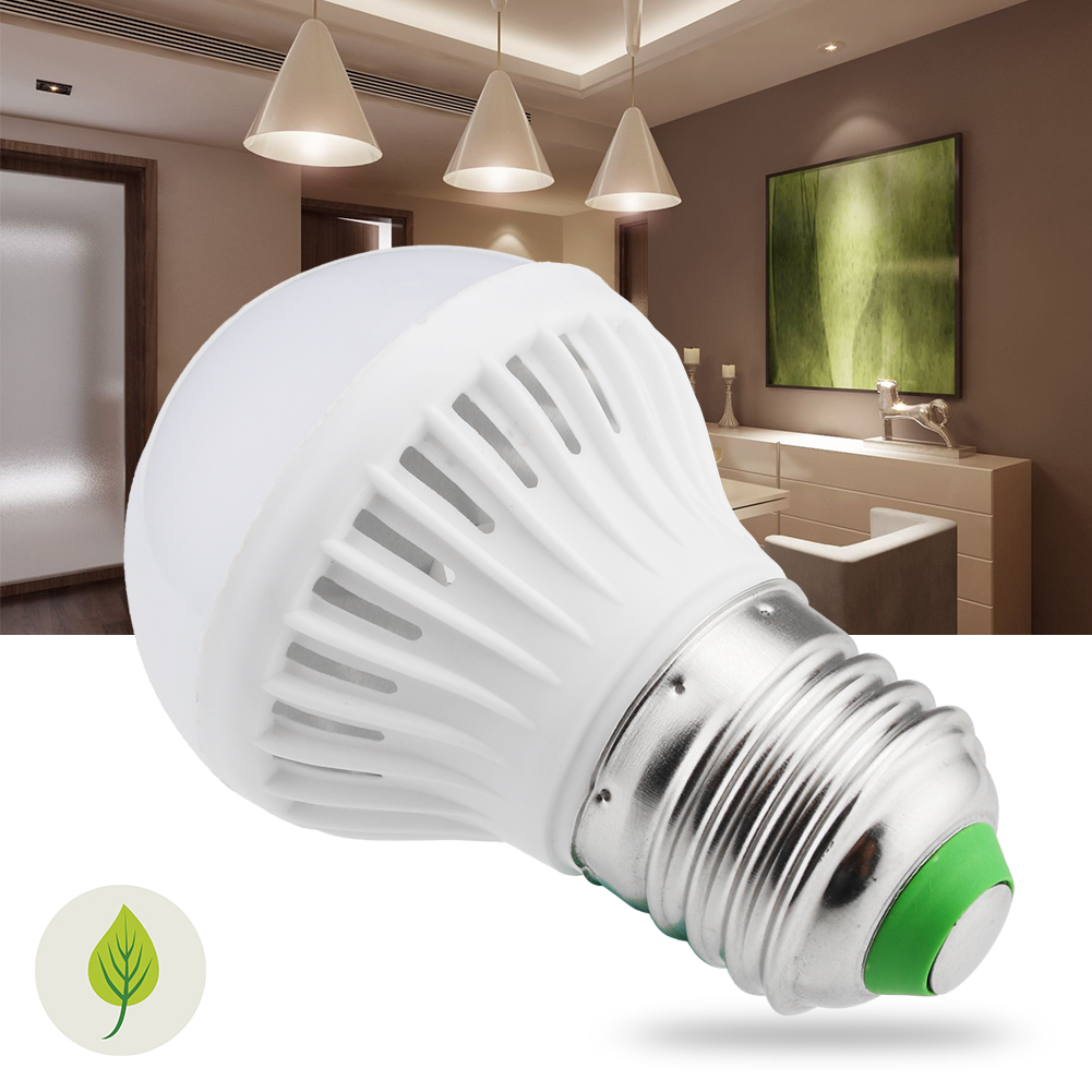 E27 Clap And Turn Light Bulb Lights  AC 220V Motion Sensor Bulb