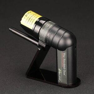 Fumeur alimentaire à main | Pistolet de tabagisme alimentaire, outils de Bar professionnels en métal