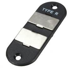 1 комплект p 3 черный раздвижной контактный выключатель двери