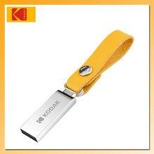KODAK – clé USB 2.0 K122 en métal, support à mémoire de 16GB 32GB 64GB, lecteur Flash de haute qualité, disque U