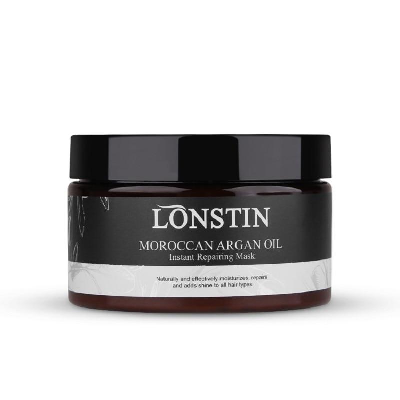 300ml Repair Hair Mask Natural Hair Care Products Bulk Argan Oil Repairs Damage Hair Treatment Mask Restore Soft