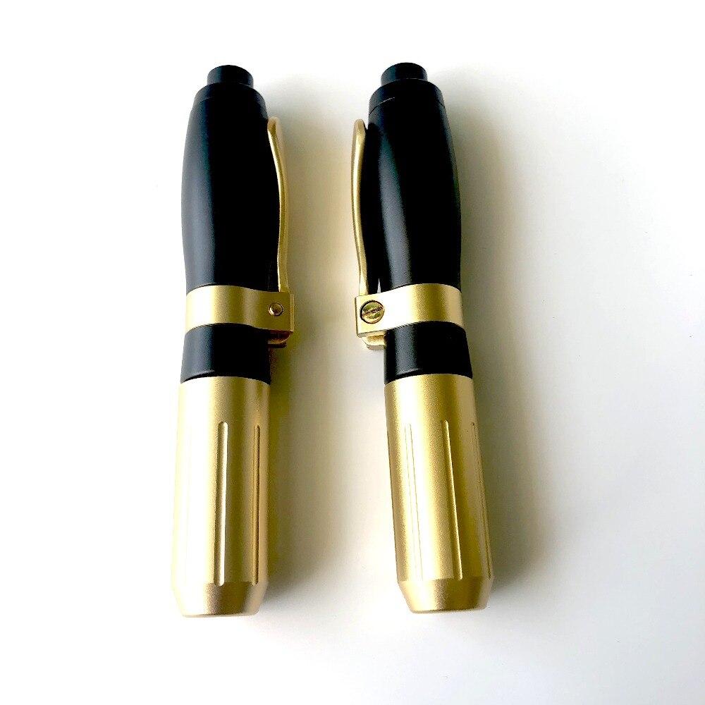 2019 nouveau stylo à haute pression d'acide hyaluronique haute densité en métal pour Anti-rides de levage des lèvres - 4