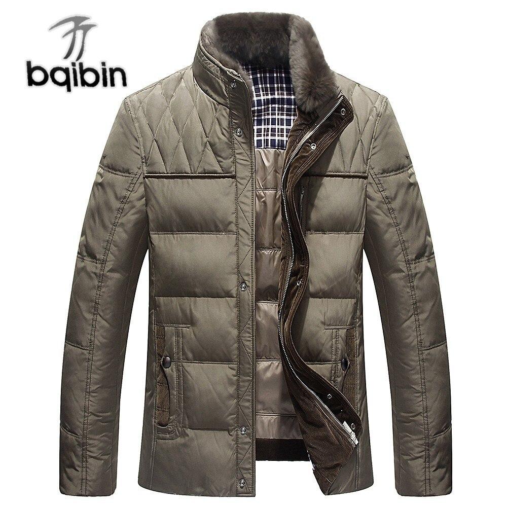 2019 marque vêtements d'hiver usine-direct-vêtements mode hommes manteau veste Parkas hommes vers le bas Parka
