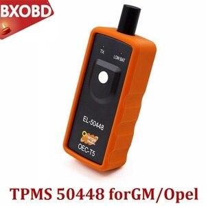 Image 2 - TPMS EL 50448 OEC T5 Für Opel/G M Tire Pressure Monitoring System EL50448 TPMS Reset Tool Opel EL 50448 TPMS aktivierung Werkzeug