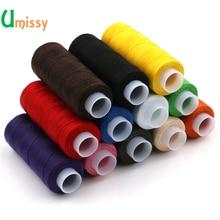 12 шт. разных цветов швейные нитки по 5 г каждый как DIY набор швейных ниток для ручного шитья или машинного шитья ниток