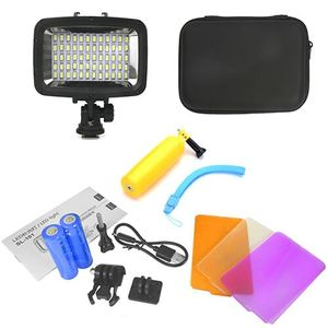 Image 2 - Gopro light 40m Underwater Waterproof Diving Camera Light Lamp with High Brightness LEDs for GoPro Xiao Yi SJCAM Action Camera