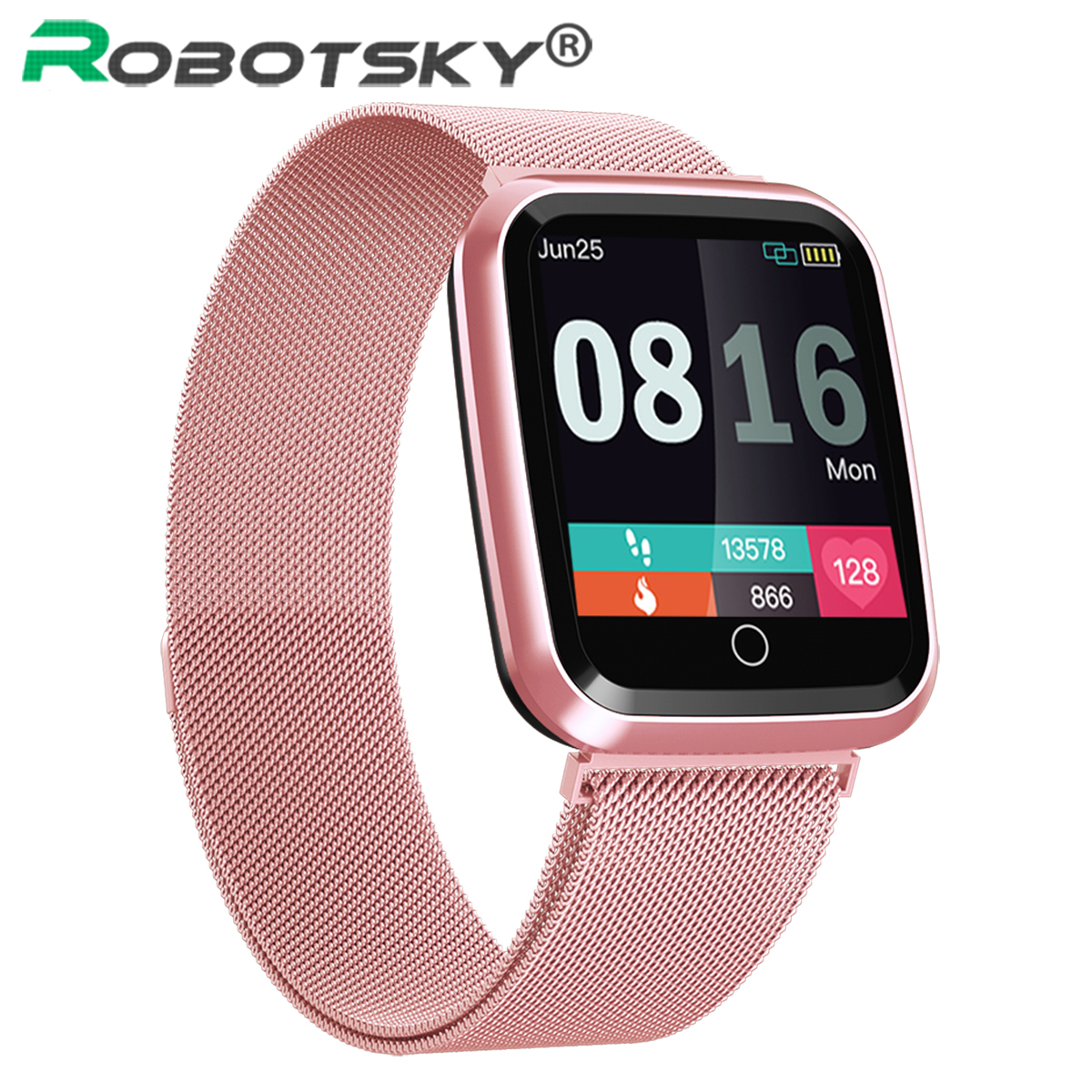 N99 Смарт часы IP68 Водонепроницаемый фитнес трекер монитор сердечного ритма спортивные Смарт часы для женщин и мужчин для Android IOS PK P70 P68