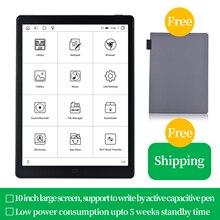 Новое поступление 2021 likebook P10 электронная книга для 10 дюймов с поддержкой andorid 8,1 OS для записи с помощью емкостной ручки