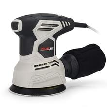 Электрическая шлифовальная машина для наждачной бумаги, шлифовальная машинка для шлифовки и полировки, механические и электрические инструменты