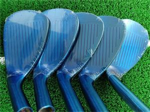 Image 5 - BIRDIEMaKe גולף מועדוני MTG ITOBORI טריזי ITOBORI גולף טריזי כחול 50/52/54/56/58/60 מעלות R/S להגמיש פיר עם ראש כיסוי