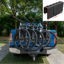 Xxf Achterklep Bike Pad Fiets Rack Cover Voor Pickup Truck-Bikes Truck Bed Auto Mtb Carrier Mountain Mtb 2 5 Of 6 Bicicleta