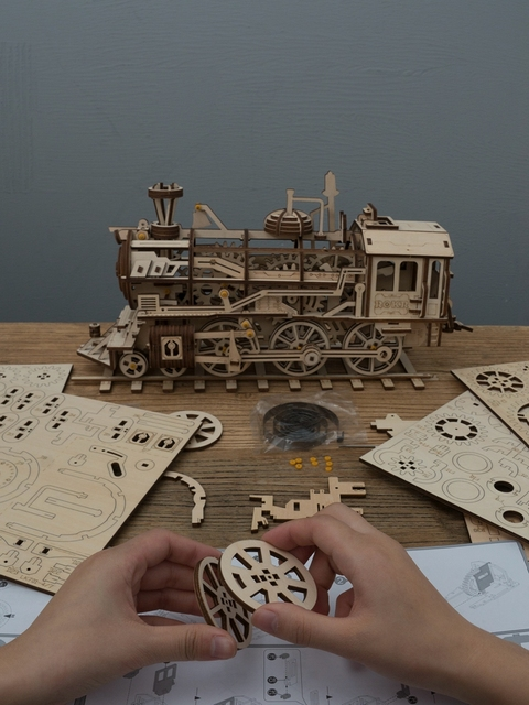 деревянный локомотив lk701 механическая коробка передач в сборе фотография