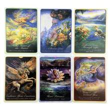 50pcs/set Full English Whispers Of Love Oracle Cards Deck Tarot Cards Family Party Playing Card Tarot Board Game Card(China)