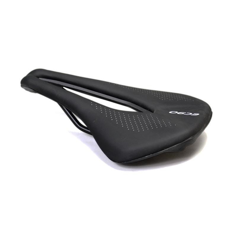 1pc EC90 MTB road Bike saddles Bicycle racing Hollow Cushion Seat Saddle Black
