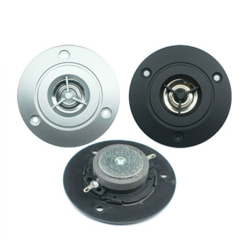 SOTAMIA 2Pcs 3 Inch Tweeter Audio Portable Speakers Treble 4 Ohm 10 W Mini DIY Sound Speaker Hifi Titanium Film Loudspeaker image