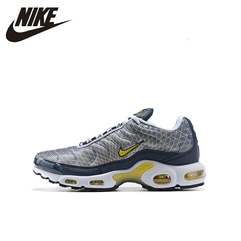 Nike Air Max Plus TN hommes chaussures de course anti-dérapant Sports de plein Air baskets nouveauté # BV1983-500