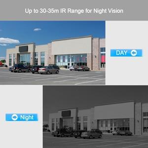 Image 5 - MISECU H.265 48V POE IP Camera 4MP Auto Optical Zoom 2.8mm 12mm Array Led IR Night Outdoor Metal Anti Vandal Video Surveillance