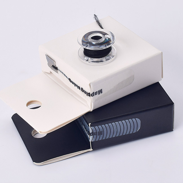 2020 Mapping String Eyebrow Marking Thread Black Box Dyeing Liners Thread Semi Permanent Positioning Eyebrow Measuring Tool 1PC 4