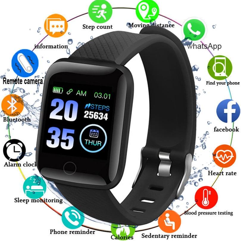 Смарт Браслет фитнес браслет кровяное давление для женщин фитнес трекер часы монитор сердечного ритма водонепроницаемый шагомер для мужчин Спорт|Смарт-браслеты|   | АлиЭкспресс