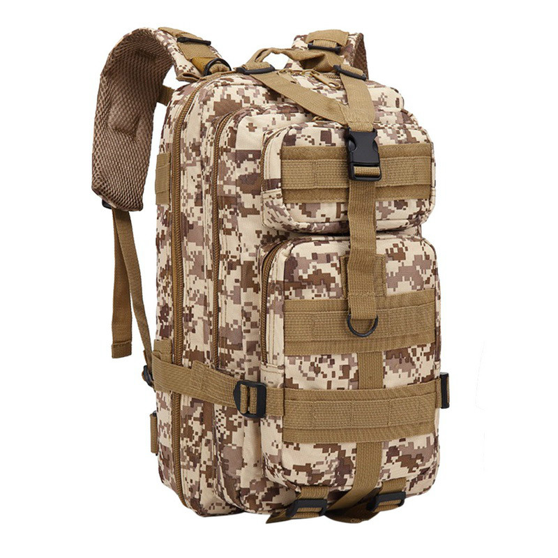 Военный тактический рюкзак для наружного использования 30L Molle сумка армейский спортивный рюкзак для путешествий походная камуфляжная сумка|Рюкзаки|   | АлиЭкспресс