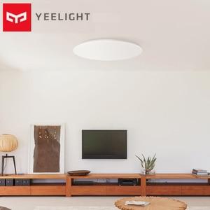 Image 1 - شاومي ضوء السقف Yeelight ضوء 480 التطبيق الذكي/واي فاي/لمبة led بلوتوث ضوء السقف 200 240 فولت تحكم عن بعد جوجل المنزل
