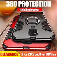[Clearance] For Huawei Mate 20 X Pro Magnetic Holder Ring Bracket Case P20 Lite Protect Shockproof