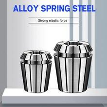 YOUSCARD ER Collet Chuck ER8 ER11 ER16 ER20 0.008 For CNC Milling Tool Holder Engraving Machine Lathe Mill Spring Chuck CNC