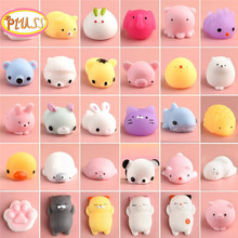 Carino Spremere Mochi Squishy Pacchetto Mini Animale Antistress Palla Spremere Giocattoli Squishi In Aumento Alleviare Lo Stress Squishy Giocattolo Animali Domestici Divertimento Regalo(China)