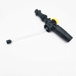 Image 5 - Laleyenda 750Ml Druk Auto Wasmachine Sneeuw Schuim Water Lance Gun Voor Karcher K2 K3 K4 K5 K6 K7 Zeep foamer Generator Spuitmond
