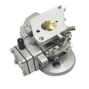 Carburador de alto rendimiento para motor fueraborda Yamaha de 2 tiempos 5HP 6HP