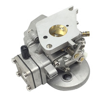 High Performance Carburetor Carb for Yamaha 2-Stroke 5HP 6HP Outboard Engine