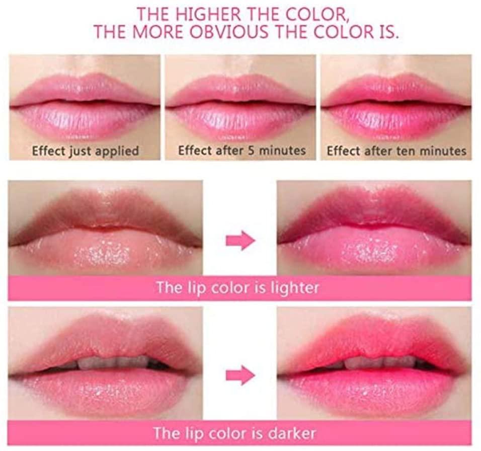 labial hidratante rosa cristal geléia flor maquiagem