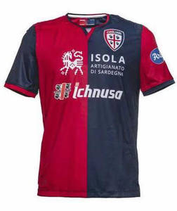 Calcio-Shirts SIMEONE New for Cagliari Running Da PEDRO JOAO