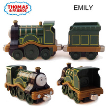 1:43 Thomas Train Magnetic-Toys Friends Car Children Metal-Alloy Boys New-Years Gifts