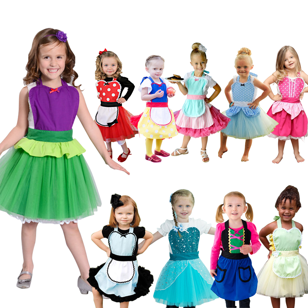 Halloween Costumes for Girls Alice In Wonder Anna Elsa Costume Princess Costume Halloween Costume Girl Birthday Party Dress Up 1