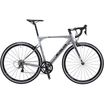 Rennrad racing rennrad aluminium rahmen + carbon gabel rennrad rennrad fahrrad mit SHIMANO 105 R7000 22 geschwindigkeit straße fahrrad