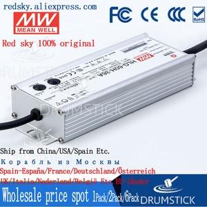 Image 4 - Sabit ortalama kuyu HLG 60H 36A 36V 1.7A meanwell HLG 60H 61.2W tek çıkışlı LED sürücü güç kaynağı A tipi