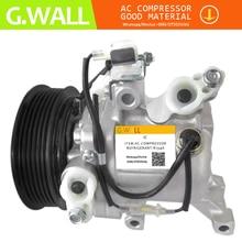 цены For SV07C AC Compressor Toyota Passo 1.0 1.3 Daihatsu Terios JUSTY 07 Car Air Conditioner 4472803150 88320B1020 4472605820