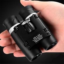 BIJIA бинокль HD Ночное видение детская HD, хорошие продажи, для использования на открытом воздухе, концерт мини-40X22X50X22 телескоп