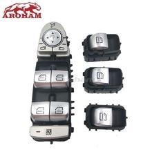 New Power Interruptor Da Janela Do Passageiro Para Mercedes Benz S550 S63AMG S65AMG C300 C63 C350e W205 GLC300 OEM 2229056800 A2229056800