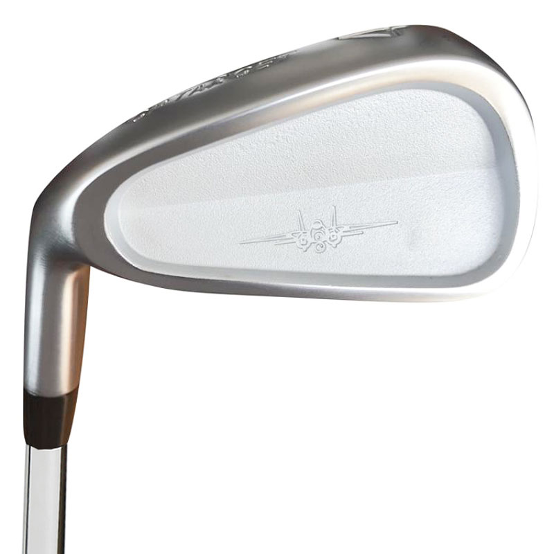 New Left Handed Golf Irons 3-9P GP-TARGET Golf Clubs Irons Set Steel Shaft Or Graphite Shaft R Or S Flex Golf Shaft Cooyute Free